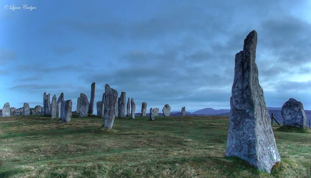 Leading Stone at Calanais