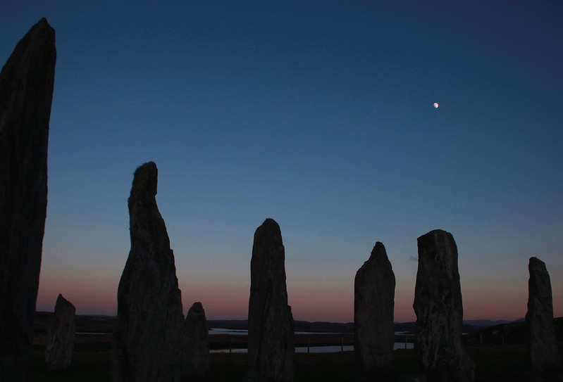 Moon Stones at Calanais