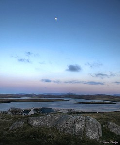 View from Callanish