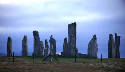 Fenced Stones