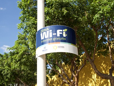 Free wi-fi!