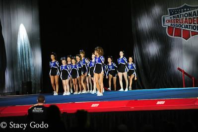 Cheer Athletic Katz at NCA March 2013