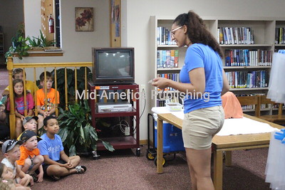Calmar Public Library 7/26/19