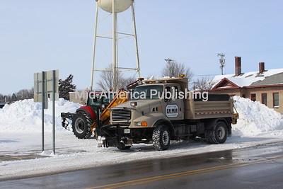 Calmar snow removal