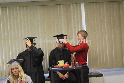 May 19 2019 South Winneshiek and Turkey Valley Commencement
