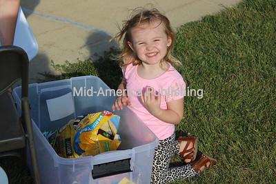 Lila Hamilton investigated goodies.