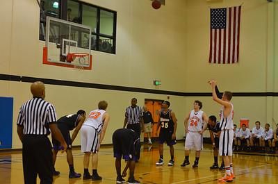 Caltech Men's Basketball vs. Whittier