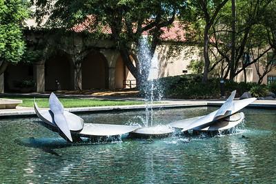 Caltech: Millikan Pond