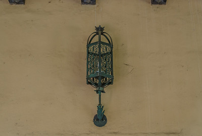 Caltech: Ornamental Light Fixture