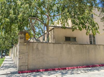 Caltech: California Street Exit