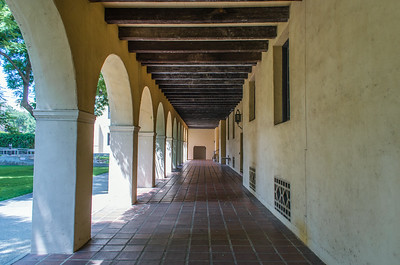 Caltech: Archway