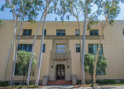 Caltech: Dabney Hall of the Humanities