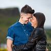 Calton Hill Pre-Wedding Photo Shoot - Donna and Leanne-1053