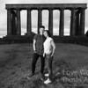 Calton Hill Pre-Wedding Photo Shoot - Donna and Leanne-1056