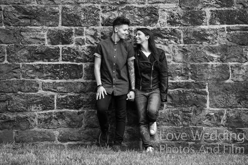 Calton Hill Pre-Wedding Photo Shoot - Donna and Leanne-1090