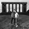 Calton Hill Pre-Wedding Photo Shoot - Donna and Leanne-1055