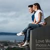 Calton Hill Pre-Wedding Photo Shoot - Donna and Leanne-1005