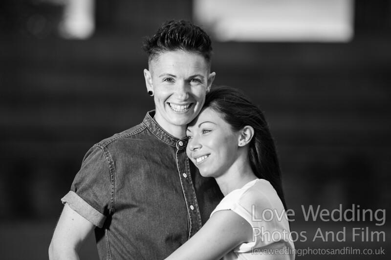 Calton Hill Pre-Wedding Photo Shoot - Donna and Leanne-1058