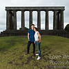 Calton Hill Pre-Wedding Photo Shoot - Donna and Leanne-1000