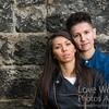 Calton Hill Pre-Wedding Photo Shoot - Donna and Leanne-1044