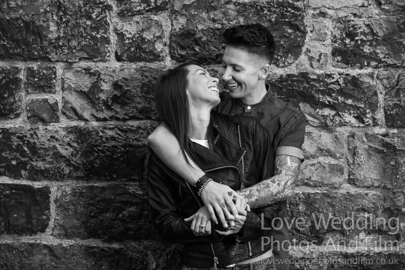 Calton Hill Pre-Wedding Photo Shoot - Donna and Leanne-1093
