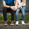 Calton Hill Pre-Wedding Photo Shoot - Donna and Leanne-1026