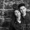 Calton Hill Pre-Wedding Photo Shoot - Donna and Leanne-1098