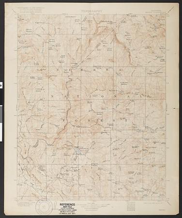 California. Kaiser quadrangle (30'), 1904 (1917)