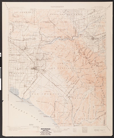 California. Corona quadrangle (30'), 1902 (1911)