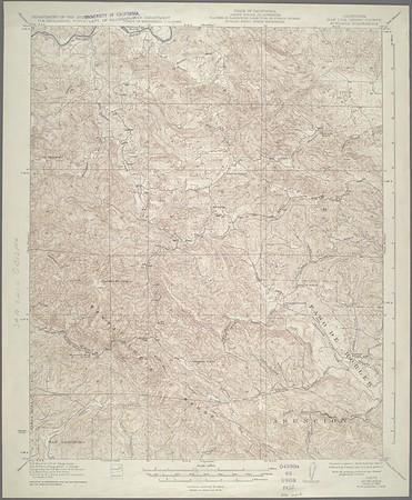 California. Adelaida quadrangle (15'), 1932