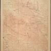 California. Mount Diablo quadrangle (15'), 1898 (1912)