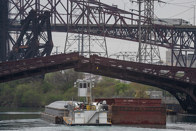95th Street bascule bridge on the Calumet River. 5/22/20