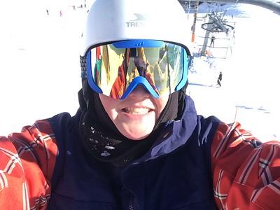 skiing stuff