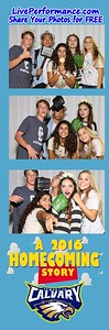 Calvary Chapel 2016 Homecoming - EYE Photo Booth Photo Strips