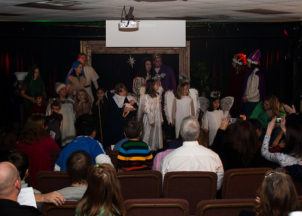 2010-12-19 Christmas Pageant