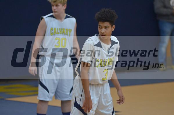 Calvary Christian JV Boys Basketball