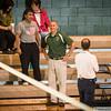 August 21, 2012 - Calvary Christian School hosts Trinity Christian in JV volleyball.