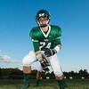 October 5, 2013 - Calvary Christian School senior football shoot, Columbus, GA.  Photo by John David Helms.