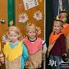 November 22, 2013 - K3 Thanksgiving party at Calvary Christian School.