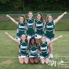 October 9, 2014 - Calvary Christian middle school football at Harris County Middle School, Hamilton, GA.  Photo by John David Helms.