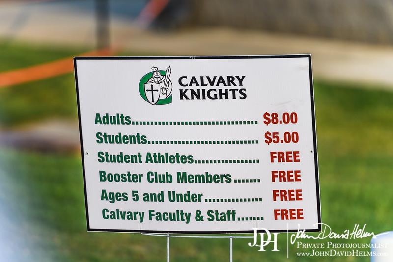 """August 26, 2016 - Calvary Christian hosts Glenwood for varsity football.  Columbus, GA.  Photo by John David Helms,  <a href=""""http://www.johndavidhelms.com"""">http://www.johndavidhelms.com</a>"""