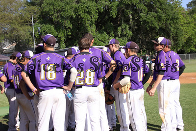 Calvary vs Seminole County State Baseball Game