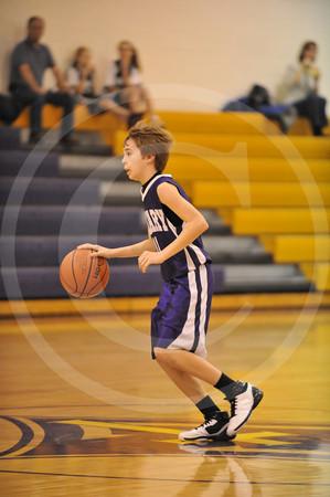 Calvary Middle School 1-31-11