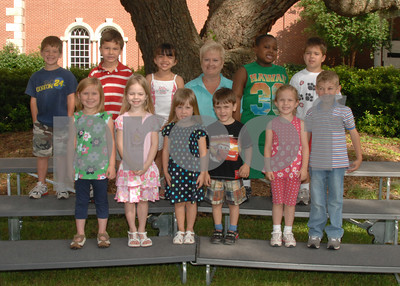 Daycare Class Pictures 2008-2009