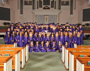 Calvary Graduation 2011-Free to Download