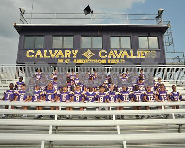 Calvary Fall Sports 2011-2012