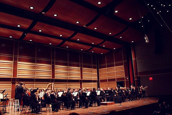 Calvin Orchestra Concert Fall '14