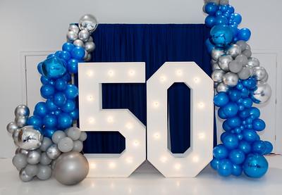 Calvin's 50th Birthday