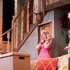 "From left, Patrick Foley, Kelsey Jenison, and Carol Halstead perform ""Noises Off"" in Bratton Theater on June 29, 2017. ""Noises Off"" is a play within a play, and it kicks off the 2017 CTC season at 8:00 PM on June 30, 2017. CAM BUKER/STAFF PHOTOGRAPHER"