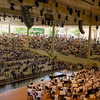 Rossen Milanov directs the Chautauqua Symphony Orchestra during the Amphitheater Celebration on Sunday, June 2, 2017. CAM BUKER/STAFF PHOTOGRAPHER.